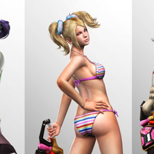 How many alternate outfits can Lollipop Chainsaw have?