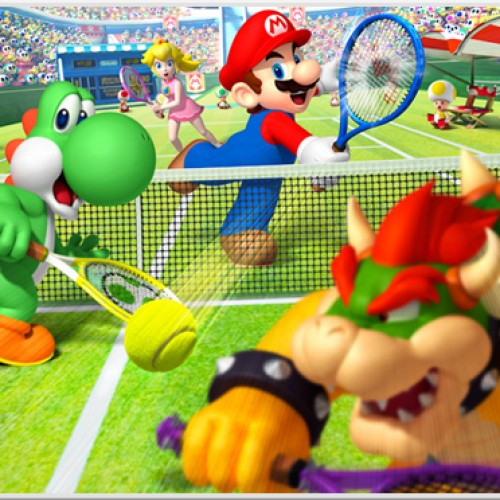 Mario Tennis Open, smashing online play onto the 3DS court
