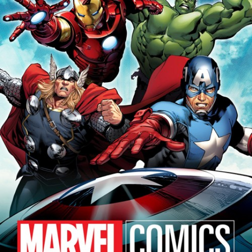 Marvel and comiXology announce deal