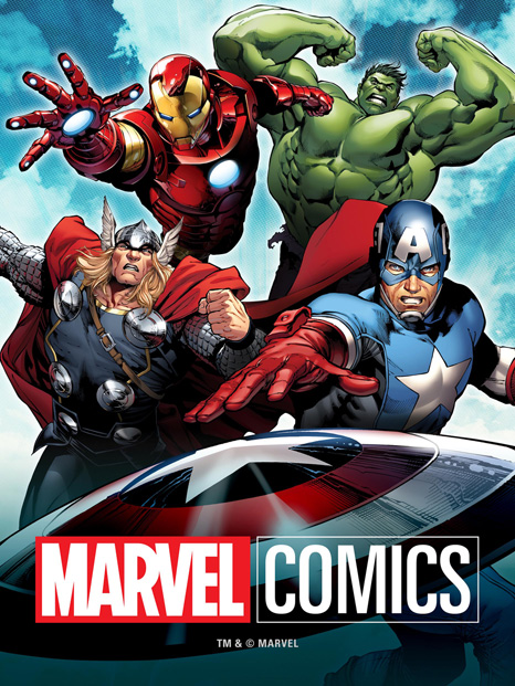 Marvel iPad for comiXology announce Marvel and comiXology announce deal