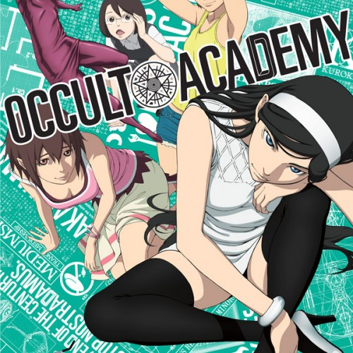Occult Academy Blu-ray review – Time travel, ghosts, magic and lots of comedy