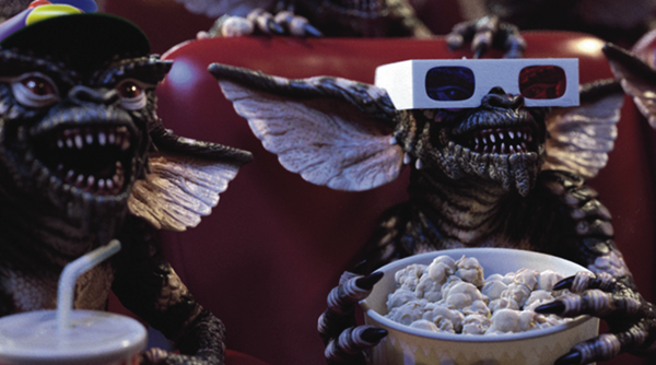 Retro Podcast Review: Gremlins and Gremlins 2: The New Batch