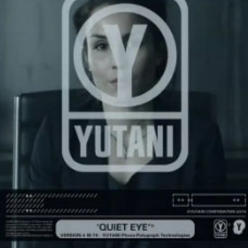 Yutani logo in Prometheus viral video