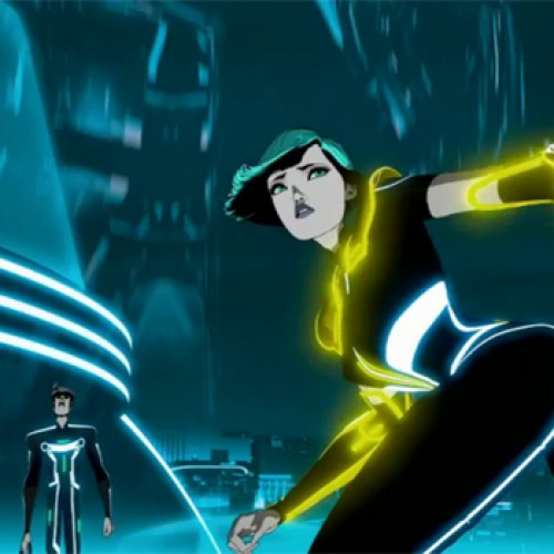 Disney XD – 'TRON Uprising' animated series, 'Clu' to next film?