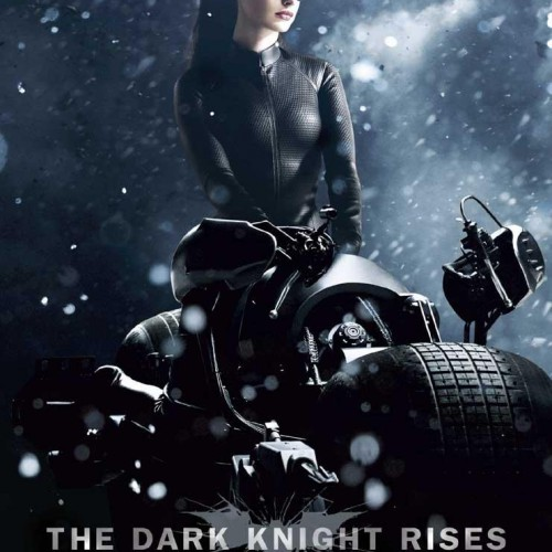 Six new Dark Knight Rises posters with Bane, Catwoman and Batman