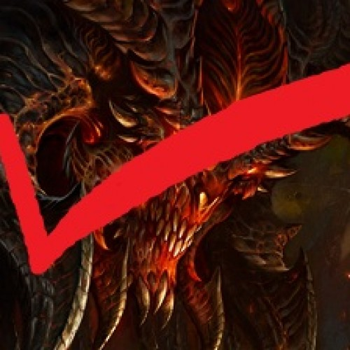 Diablo 3 already beaten back to hell