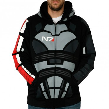mass+effect+hoodies