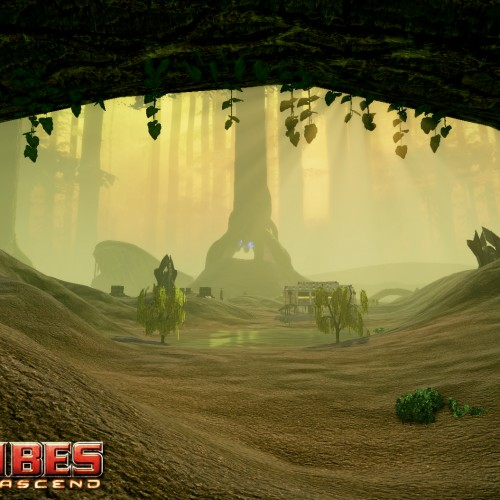 Tribes: Ascend update goes all natural