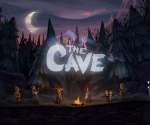 the cave concept art sega