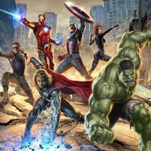 Want to take a class in Marvel movies? Head to Baltimore, MD