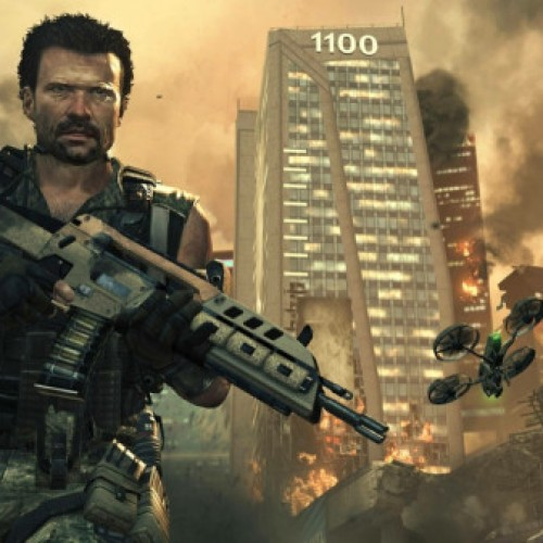 Call of Duty: Black Ops 2 trailer arrives to underwhelm the masses