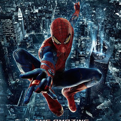 The Amazing Spider-Man gets a new poster