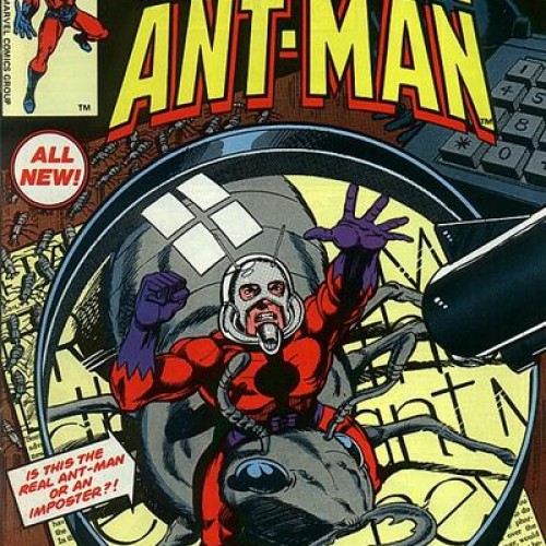 Edgar Wright wants to start filming Ant-Man this year