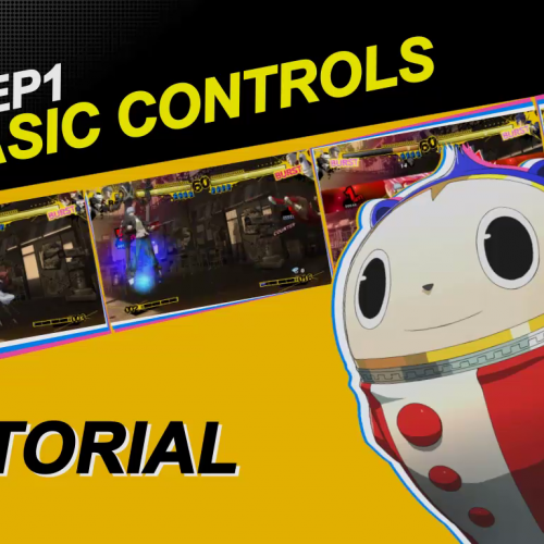 Learn how to play Persona 4 Arena with Teddie and Rise
