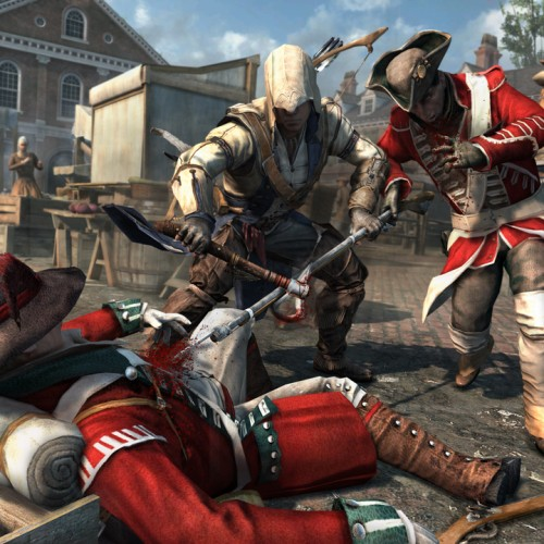 Assassin's Creed III: The combat behind the game