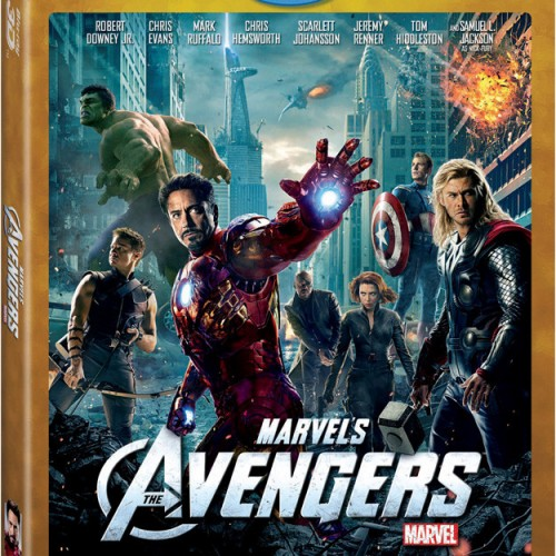 The Avengers head to Blu-ray September 25th