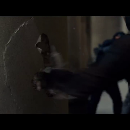 Bane's strength is revealed in new Dark Knight Rises trailer