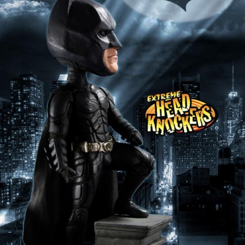 Winner announced for the Dark Knight Rises bobblehead contest