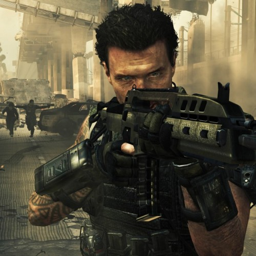 E3 2012: New COD: Black Ops 2 gameplay trailer reveals more of the same