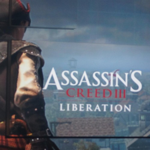 E3 2012: Ubisoft announces Assassin's Creed III: Liberation for PS Vita