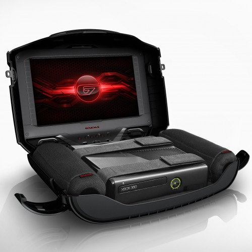 E3 2012: GAEMS launches the new G155 Sentry