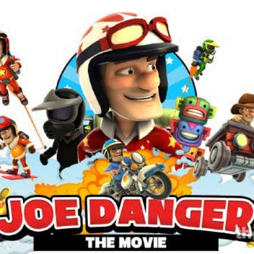 E3 2012: Joe Danger: The Movie, the complete package