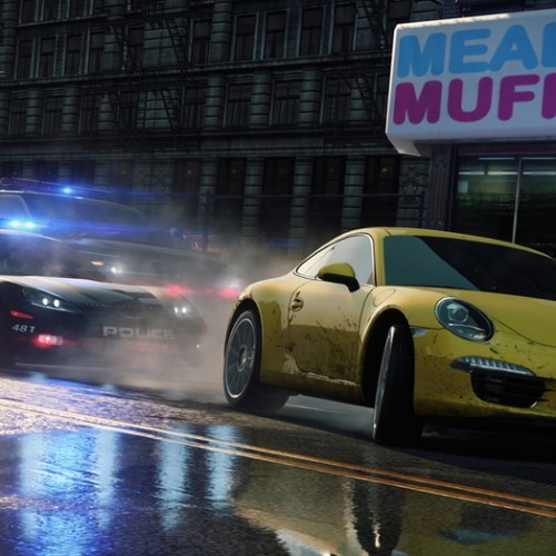E3 2012 Hands-On: Return to 'Paradise' in Need for Speed Most Wanted