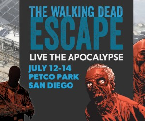 The Walking Dead Escape -promo-sm