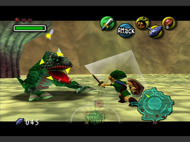 Nintendo hasn't decided which game to remake   Zelda's A Link to the