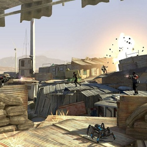 E3 2012: Bullet Run, the F2P FPS that nails simplicity and fun