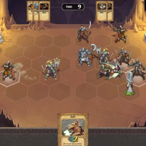 'Scrolls' gameplay trailer, Mojang's Minecraft follow-up