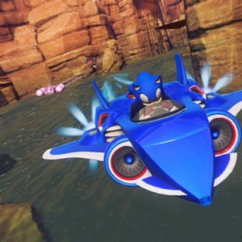 E3 2012: Hands-on with Sonic & All-Stars Racing Transformed