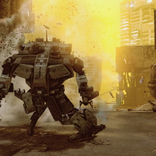 E3 2012: Hawken Hands-On Impressions