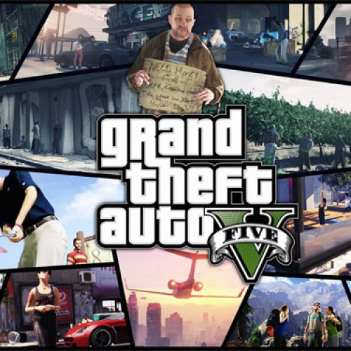 E3 2012: Where was Grand Theft Auto V?