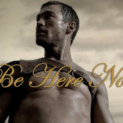 Spartacus: Whitfield's final days documentary needs YOUR help