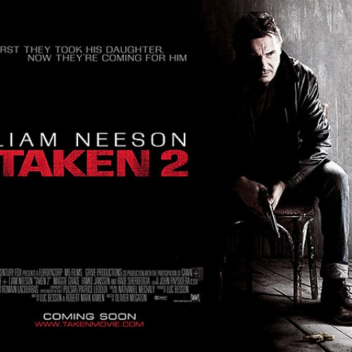 Taken 2 trailer: Because watching Liam Neeson beating up dudes never gets old