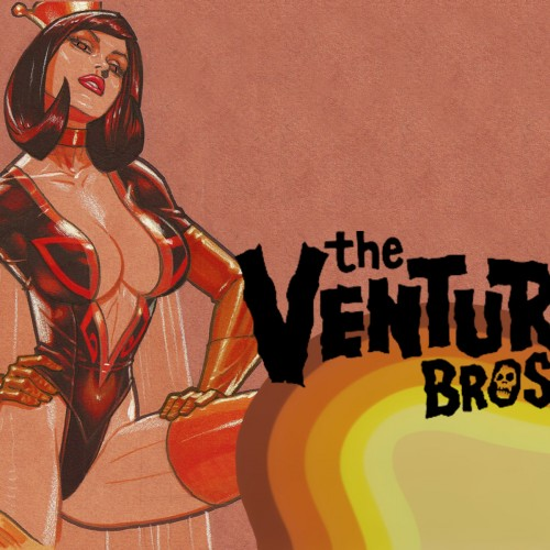SDCC: The Venture Bros. Interview with Doc Hammer and Jackson Publick