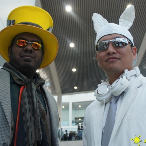 Anime Expo: Photo Barrage Cosplay edition Part 4
