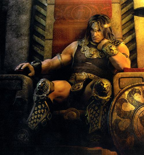 Image result for arrogant, bored king on his throne