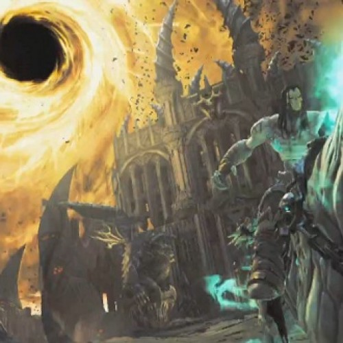 Angels and Demons fight over mankind's fate – Darksiders 2 trailer