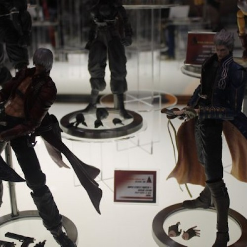 SDCC: I want that Figure Edition with Square Enix's Play Art Kai line