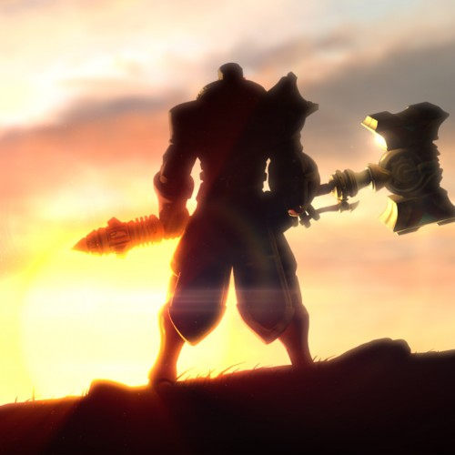 League of Legends: 100th Champion Sneak Peak! Jayce, The Defender of Tomorrow