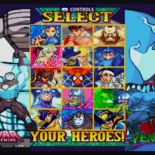 Marvel Super Heroes and Marvel vs. Capcom coming to XBLA and PSN
