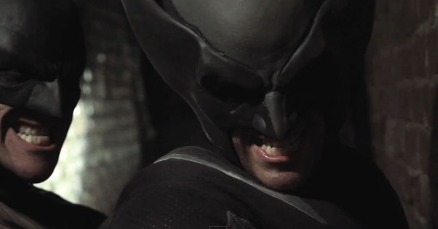 Batman vs. Wolverine fan film = Results will have some fans raging