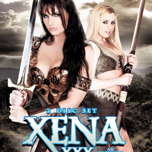 'Xena XXX' DVD cover exclusive first look