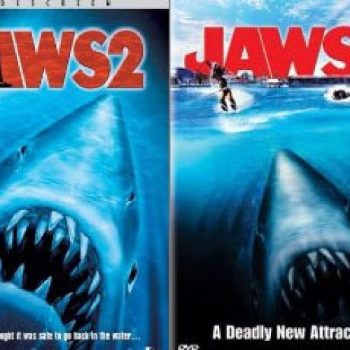 All 4 Jaws films are now available on HBO GO!