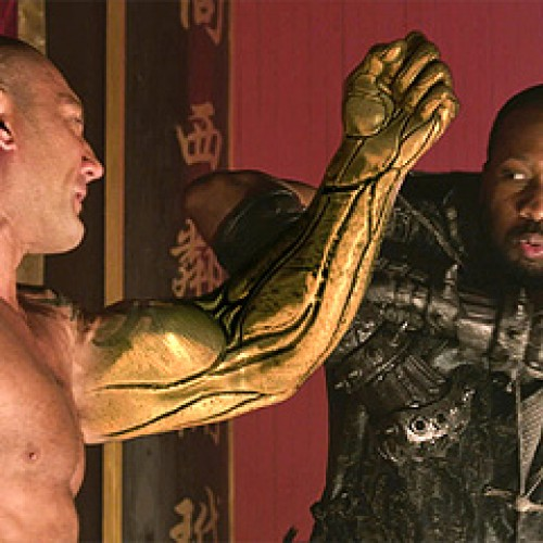 RZA, Eli Roth, and Quentin Tarantino present 'The Man with the Iron Fists'