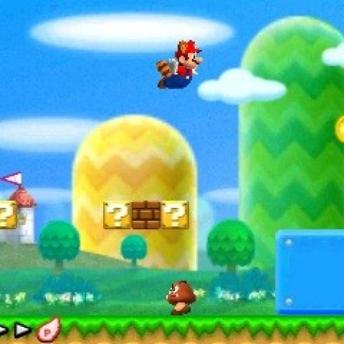 New Super Mario Bros. 2 trailer – all about the bling