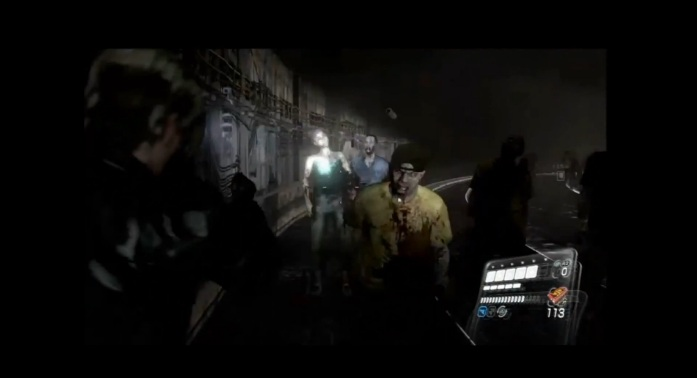 Leon Subways And Zombies Oh My Resident Evil 6 Gameplay