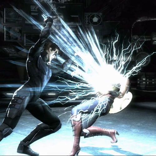 Newest Injustice: Gods Among Us trailer shows off Nightwing and Cyborg